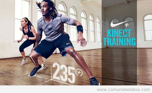 Nike Kinect Training El Ejercicio Fisico En Casa Latino Fit Club