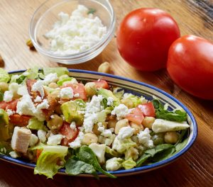 TCHS Cookbook_Cobb Salad